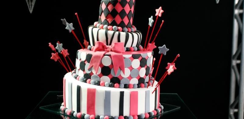 Decoração De Festa De Aniversário De 18 Anos