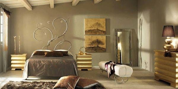 decoracao alternativa e barata para quarto:Decoração e Projetos – Decoração Rústica para Quartos