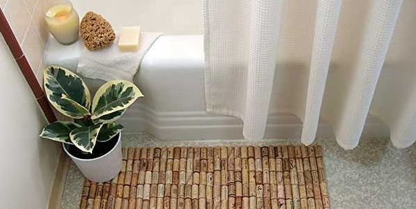 Decoração e Projetos PROJETOS DE BANHEIROS PARA CADEIRANTES -> Decoracao De Banheiro Com Material Reciclado