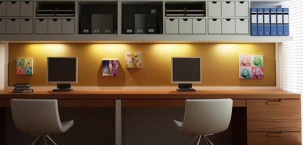 Decorao E Projetos De Home Office Coletivo
