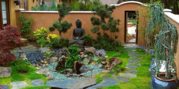 Decoração e Projetos – Decoração de Jardim Japonês