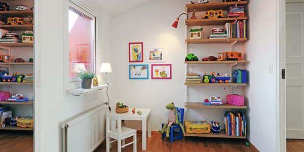 Projeto de Brinquedoteca Pequena