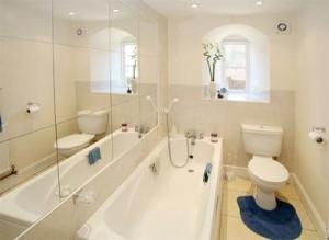 Decora o e projetos projetos de banheiros pequenos com for Small bathroom designs nz