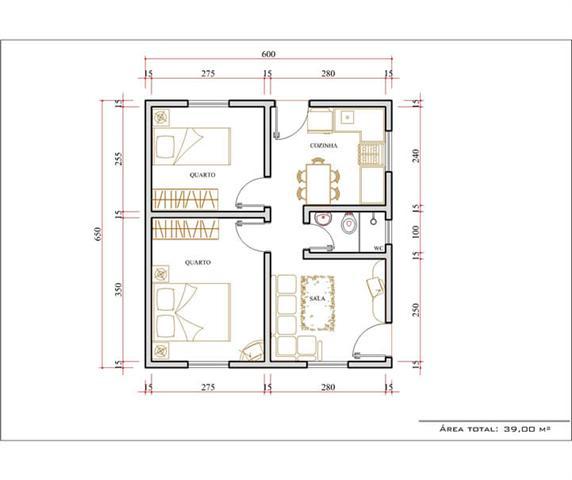 Projetos De Casas Modernas Gratis