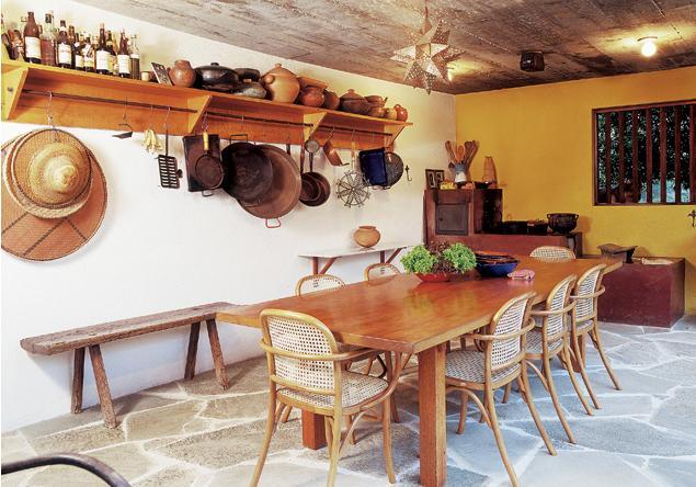 Decoração de casas rústicas com fotos4