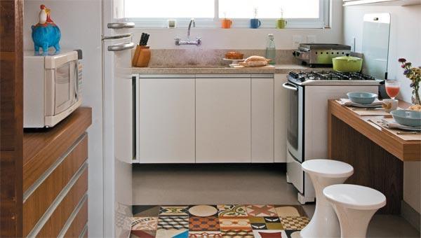 Decoração e Projetos – Decoração de cozinhas pequenas e simples