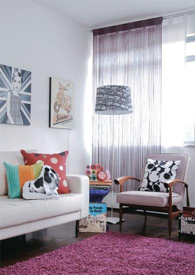 decoracao de sala jovem:Decoração e Projetos – Decoração de salas retrô