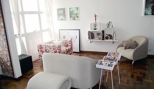 decoracao de sala retro:Decoração e Projetos – Decoração de salas retrô