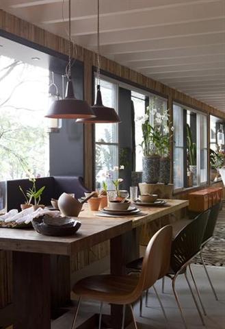Decoração de terraço gourmet com fotos (2)
