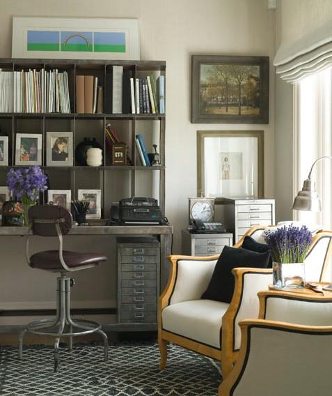 decoracao de pequenos ambientes residenciais : decoracao de pequenos ambientes residenciais: Projetos – Projetos de escritórios residenciais pequenos