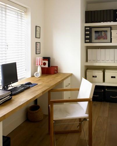 Projetos de escrit rios residenciais pequenos for Escritorios minimalistas para casa