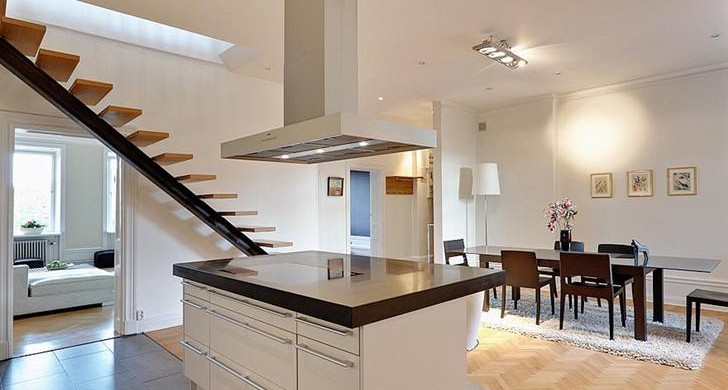 Decora o e projetos fotos de apartamentos decorados de luxo Fotos de aticos decorados