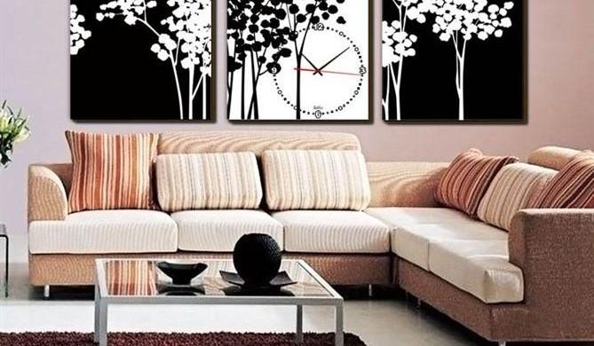 Decora o e projetos fotos de casas decoradas com quadros for Casas decoradas x fuera