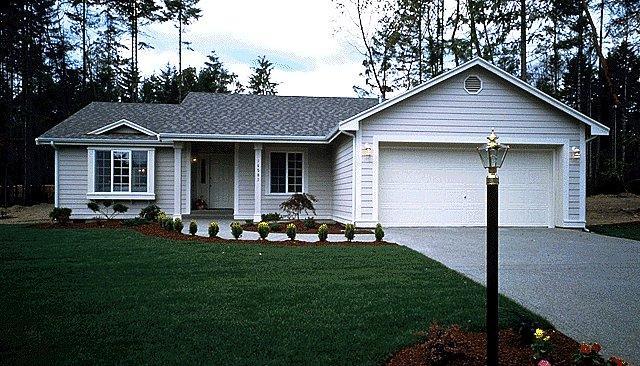 Decora o e projetos plantas de casas americanas gr tis for Casa modelo americano