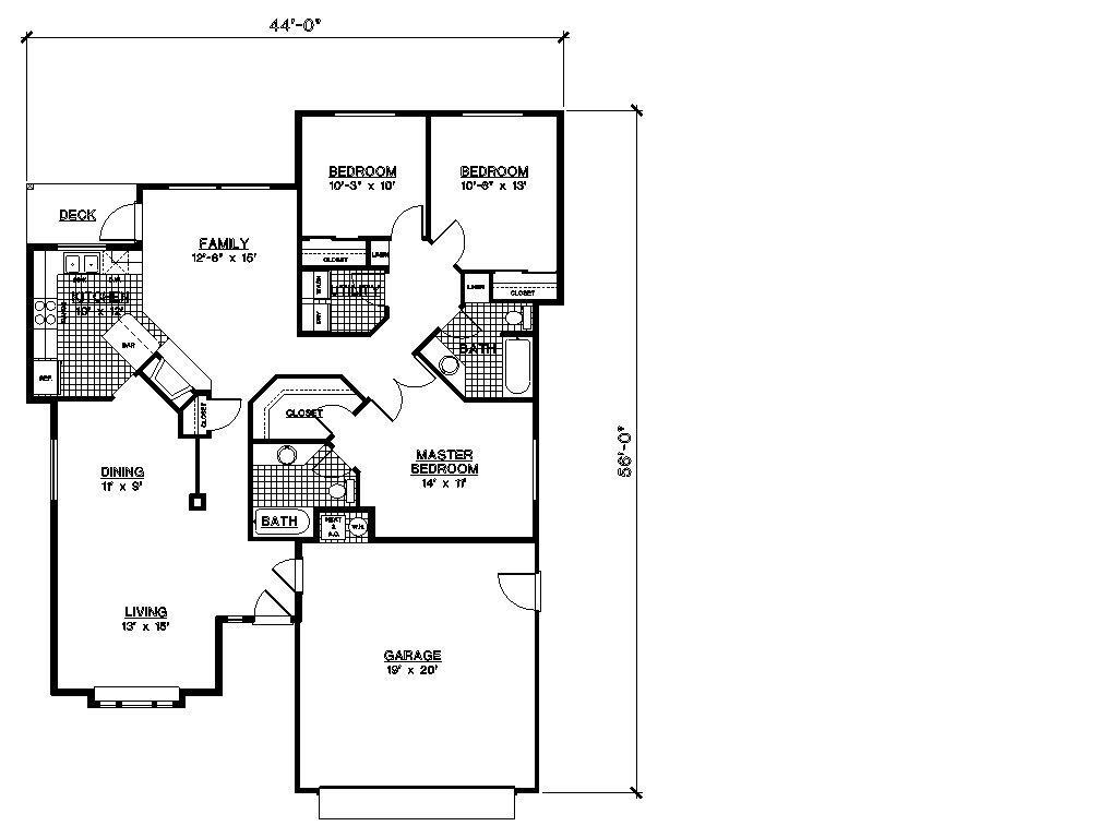 Decora o e projetos plantas de casas americanas gr tis Plantas de residencias