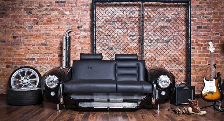 Decoração e Projetos – Fotos de salas decoradas com sofá preto
