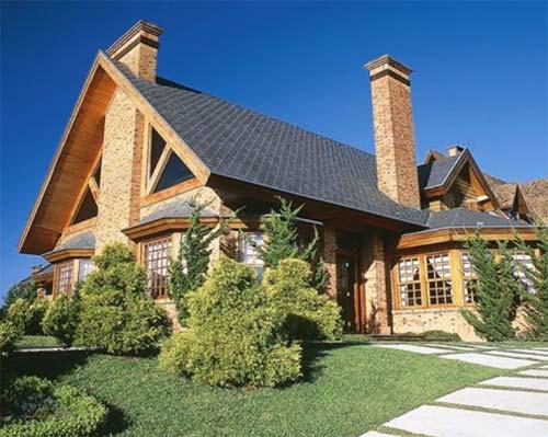 Decora O E Projetos Fachadas De Casas Com Telhado Colonial