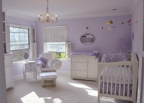 Decora o de quarto de beb feminino lil s - Httplombards netgrande chambre bebe ...