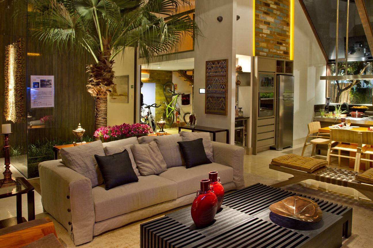 Decora o e projetos decora o de casas com plantas for De decorar casas