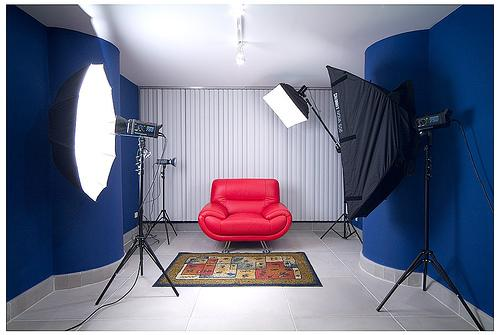 Foto Studio Para Decorar Fotos