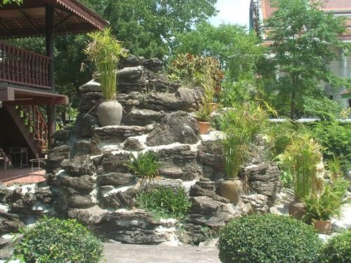 Decoraç u00e3o e Projetos DECORA u00c7ÃO DE JARDINS COM PEDRAS -> Decoração De Jardim Com Pedras Grandes