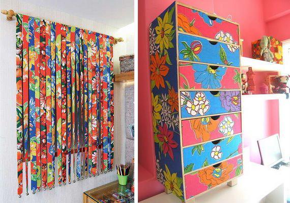 decoracao banheiro velho : decoracao banheiro velho:Decoração e Projetos – Decoração de móveis usados com tecido
