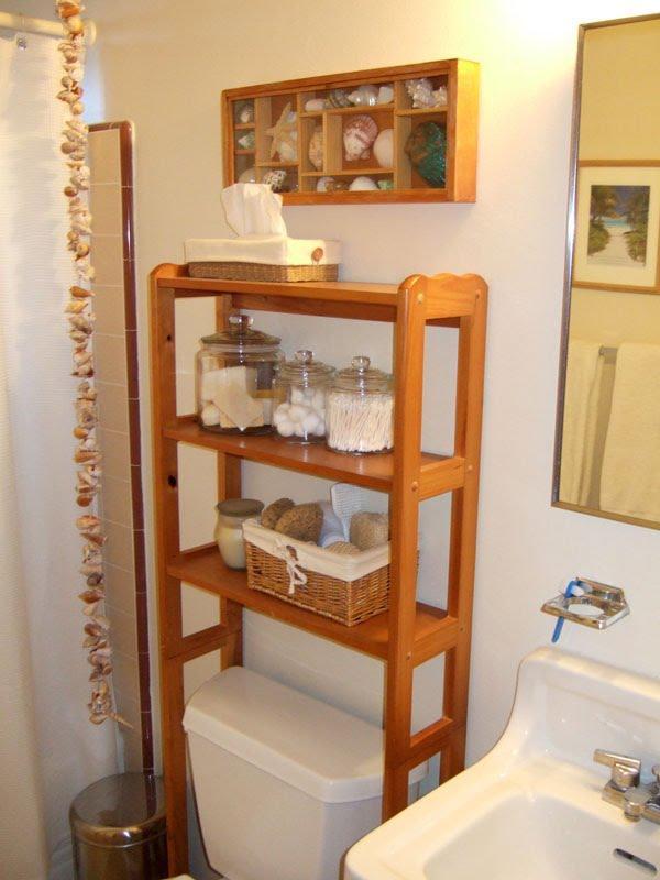 Decoração e Projetos FOTOS DE BANHEIROS BONITOS E BARATOS DECORADOS -> Banheiro Decorado Com Pouco Dinheiro