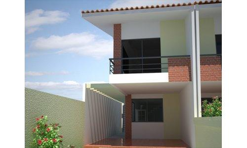 Fotos de casas bonitas e baratas para construir for Casas para construir