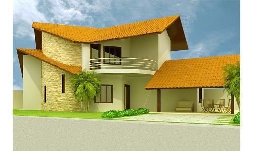 Fotos de casas bonitas e baratas para construir - Fotos casas bonitas ...