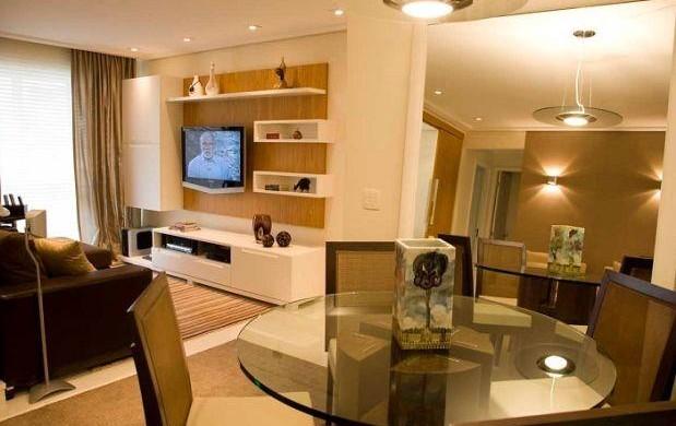 Decora o e projetos fotos de decora o de interiores de for Interiores de apartamentos