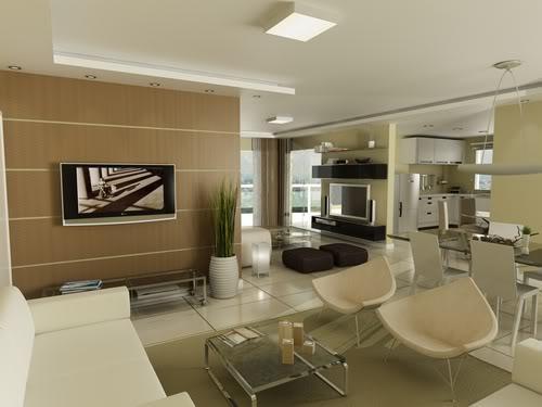 decoracao de interiores para ambientes pequenos : decoracao de interiores para ambientes pequenos:Apartamentos Decorados Modernos
