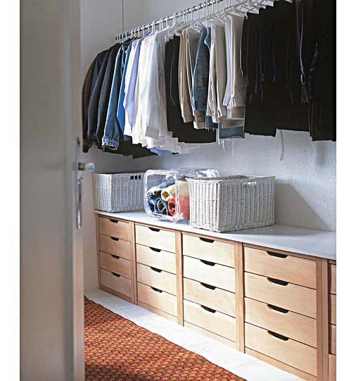 decorar kitnet homem:Decoração e Projetos – Projetos de guarda-roupas de casal