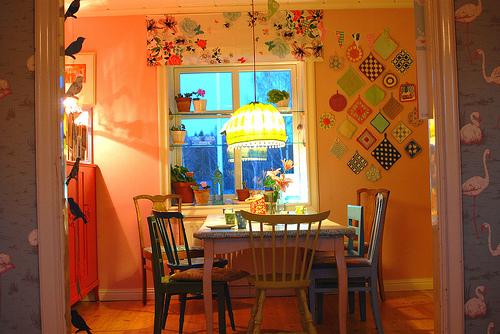Casa - Família Parker Cozinhas-decoradas-com-artesanato-3
