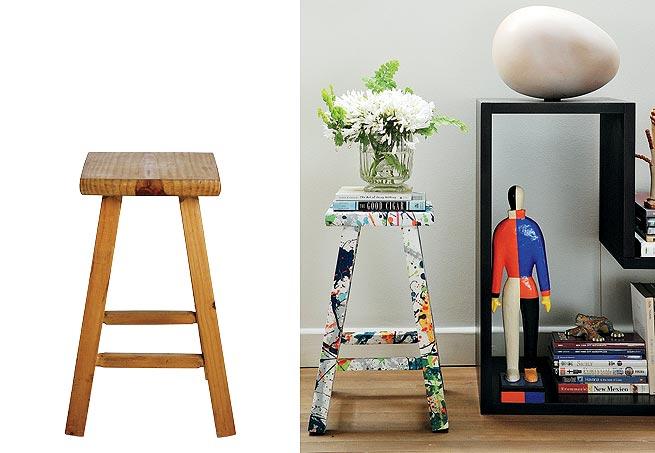 decorar banheiro velho:Decoração e Projetos – Decoração com móveis antigos – Fotos