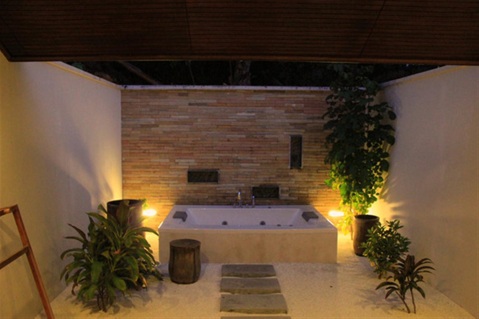 decoracao de ambientes pequenos banheiros:Decoração e Projetos – Decoração de banheiros com plantas