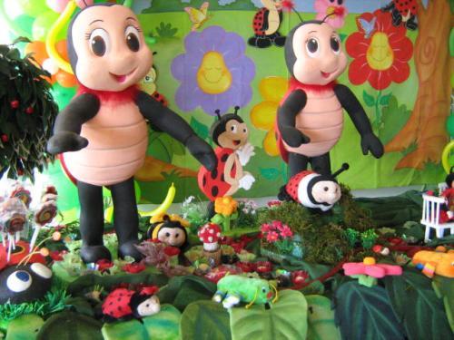 Festa Jardim Encantado no Pinterest | Festas, Aniversário