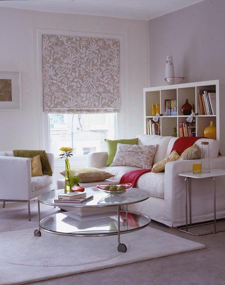 Sala De Estar Moderna Pequena ~  Projetos – Decoração de sala de visita pequena e moderna