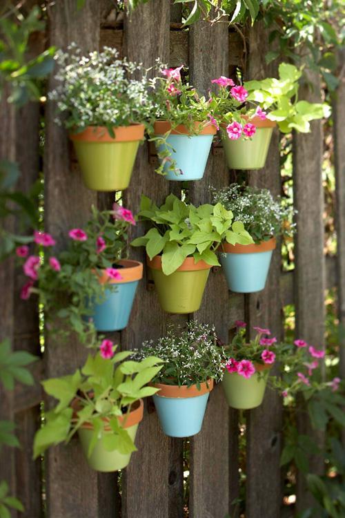Fotos de jardins verticais decorados