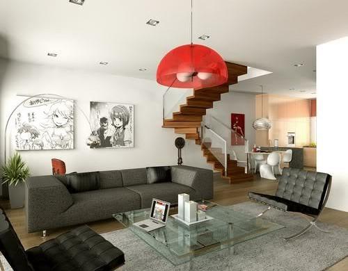 Decoração e Projetos – Salas de estar decoradas com poltronas