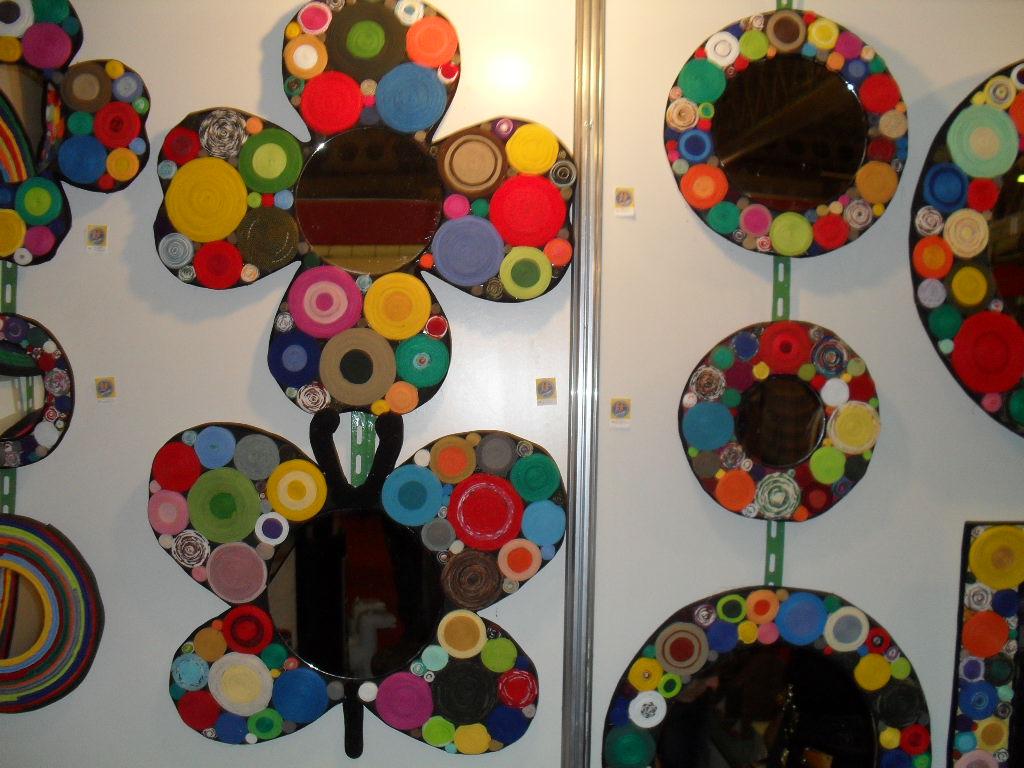 decorar banheiro velho:Decoração e Projetos – Como decorar um espelho velho