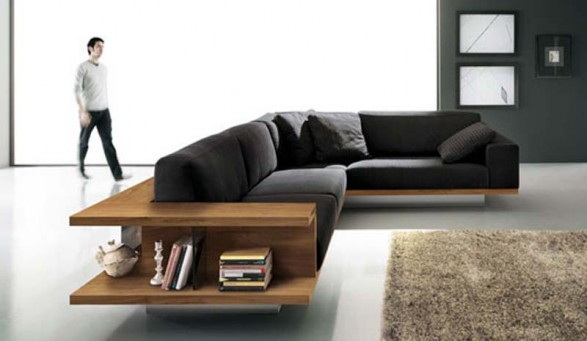 Sofa Living Room Design 587 x 341