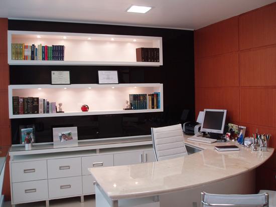 Decoração e Projetos – Decoração para escritório feminino