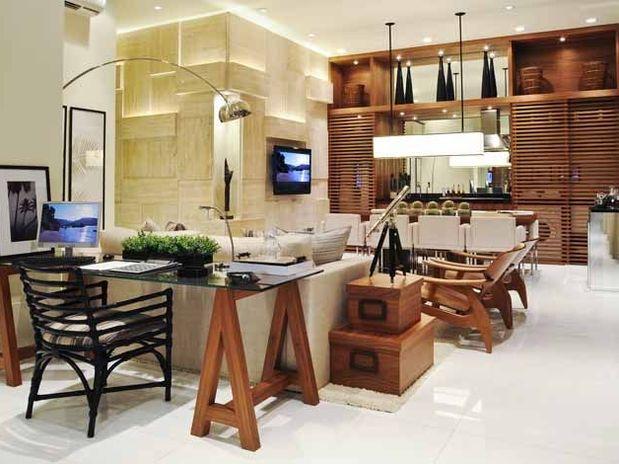 ideias e projetos de decoracao de interiores:Decoração e Projetos – Projetos de lofts pequenos grátis
