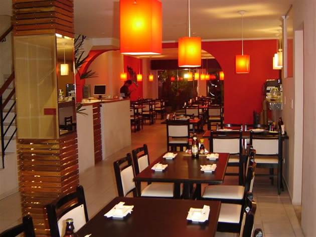 decora o de restaurante japon s On modelos de restaurante pequenos