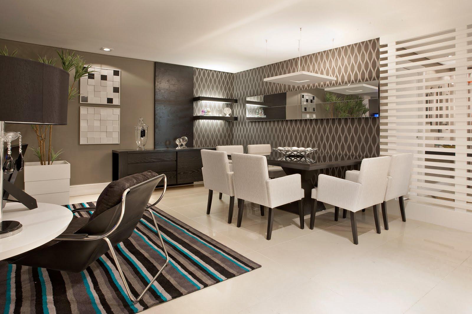 Ideias Para Sala De Estar Moderna ~ Sala de conforto da família 02