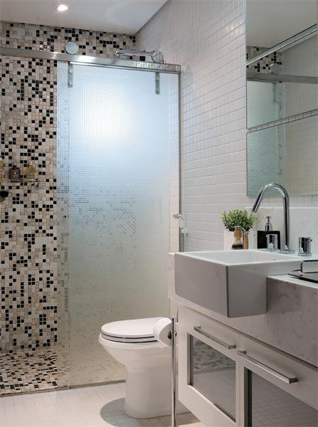 Decoração e Projetos DECORAÇÃO PARA BANHEIRO DE APARTAMENTO -> Decoracao De Banheiro De Apartamento