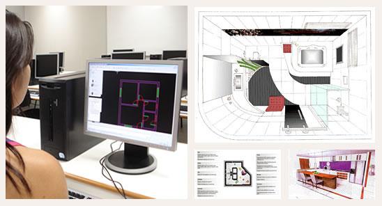 cursos de decoracao de interiores no porto:Decoração e Projetos – Design e decoração de interiores
