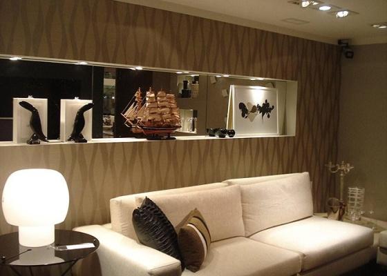 papel de parede decoracao de interiores:Papel De Parede Para Sala