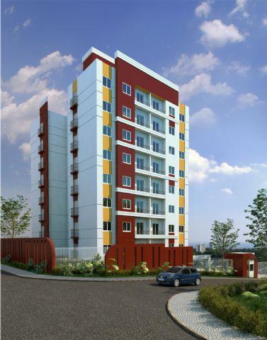 Fachadas de apartamentos pequenos for Fachada apartamentos pequenos