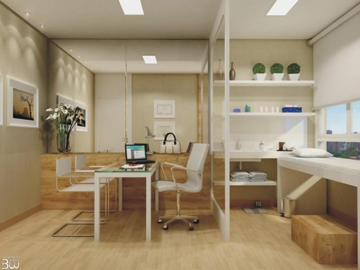 Decora o de consult rio m dico for Imagenes de pisos decorados